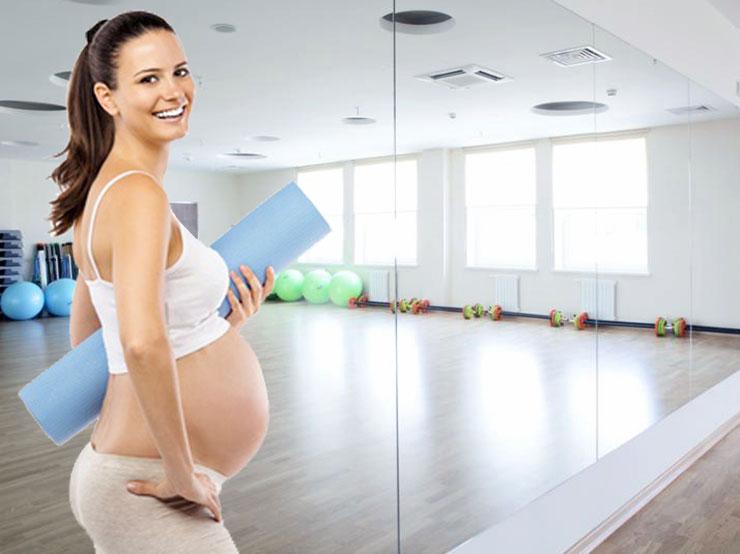 Fitness-für-schwangere